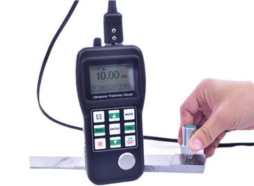China good quality Two Point Calibration Ultrasonic Thickness Gauge Plus Data Transfer To Pc on sales