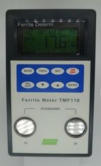 Digital Ferrite Meter Guage Fe% Fn Stainless Steel Probe Lcd Display