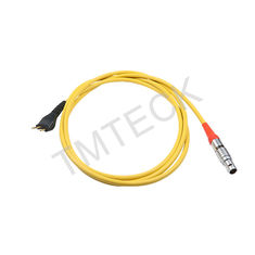Yellow Connect Cable For Hardness Tester Impact Device EN ISO 16859-2016