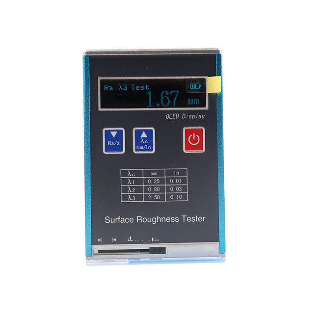 Handheld Rz Ra Value Tester Oled Screen Data Output Usb Port 106×70×24mm supplier