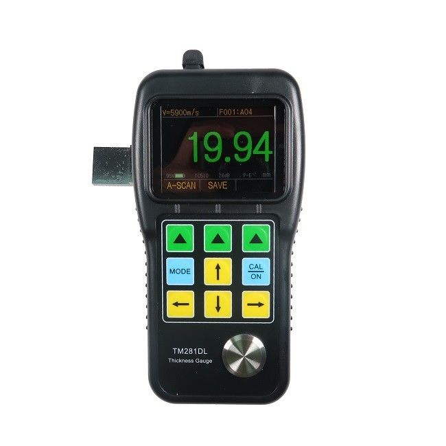 Ultrasonic Paint Thickness Gauge A&B Scan Coatings 0.50mm To 508mm Measure supplier